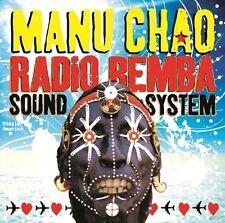 "Manu Chao - Radio Bemba Sound System, 2x 12"" VINYL LP + CD Gatefold NEU + OVP!"