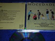CD MOCEDADES eres tu ADIOS AMOR yesterday JUAN CARLOS CALDERON gorostiaga NOBILE