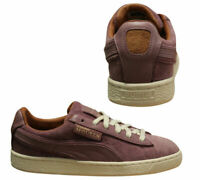 Puma AMQ Alexander McQueen Suede Lace Up Mens Trainers Low Shoes 356231 03 D84
