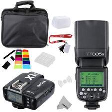 Godox TT685N TTL Flash Speedlite & X1T-N Transmitter Trigger HSS For Nikon DSLR