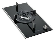 Scholtes 30cm Black Glass Domino Gas Hob (MGN 31 L)