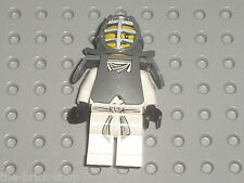 Personnage LEGO Figurine Minifig Ninjago Kendo Zane Set 9446 - Neuf