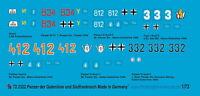 peddinghaus-decals 1/72 2322 CARRI ARMATI TEDESCHI Der gotenlinie