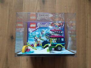 Lego Friends Ski Resort 41321 Show Case Shop Display