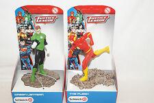 Schleich The Flash Green Lantern 22508,22507 Superhelden Neu OVP