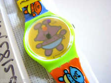 ALIEN BABY! Funky ART Swatch HAND SIGNED 3 Times by PETER MARCO! NIB-RARE!