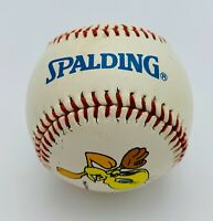 Vintage Spalding Tweety Bird Warner Brothers Collectors Baseball