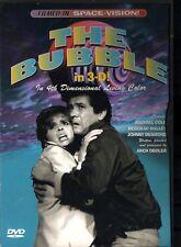 THE BUBBLE~1966 VG/C RARE DVD~DEBORAH WALLEY MICHAEL COLE JOHNNY DESMOND