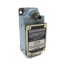 Severe Duty Limit switch 01-720-0 MTE/R.B.DENISON L100WS *New*