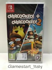 Overcooked 1 + 2 Special Edition-Nintendo Switch Game NEW SEALED PAL