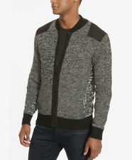 NWT Men's Kenneth Cole NY Marled Bomber Jacket - Retails for $89