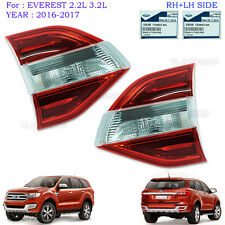 Lh Rh Rear Tail Lamp Inner Tailgate Fits Ford Everest Suv 4x4 Genuine 2016 2017