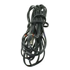 2PCS NTC 3435 10K Ohm 1% Thermistor Temperature Sensor Cylinder Probe 1.5M Wire