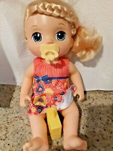BABY ALIVE 🌻🌼🌻🐝SWEET TEARS PACI AND JUICE BOX    NO DOLL INCLUDED