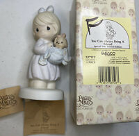 VTG NEW in Box 1991 Precious Moments You Can Always Bring A Friend 527122