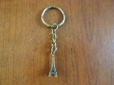 porte clés bronze tour eiffel 24x8 mm
