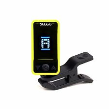 D'Addario - Planet Waves Tuner Eclipse Clip On Chromatic Swivel Yellow