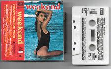 Weekend, Versioni Original Mixate, compilation, 1985 Italian tape / cassette
