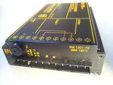 Melcher BM 1000 BM1301-7R   DC/DC Converter 12V, 0...4A