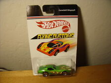 Hot Wheels Flying Customs  toy car MOC Mint On Card 2006 Corvette Stingray