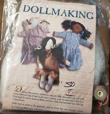 Plimouth Plantation Doll making Craft kit 8 years & up