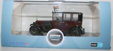 OXFORD 1/43 RD001 KING GEORGE V SANDRINGHAM 1929 DAIMLER MAROON