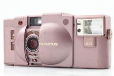 ULTRA RARE!! Olympus XA2 PINK Point & Shoot Film Camera [Exc+++++] from JAPAN