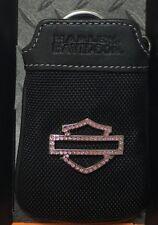 Harley Davidson Rhinestone Phone Case