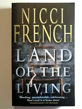 NICCI FRENCH____________LAND OF THE LIVING