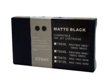 InkOwl 220ml MATTE BLACK Compatible Cartridge for EPSON Stylus Pro 7800 9800