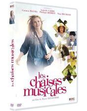 "DVD ""Les chaises musicales"" Isabelle Carré   NEUF SOUS BLISTER"