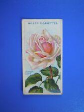 ORIGINAL CIGARETTE CARD: Wills - Roses - Joseph Lowe No.98