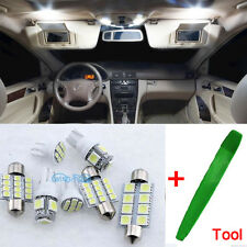 Xenon White Interior Car LED SMD Light Bulbs Kit For Jeep Grand Cherokee + Tool