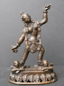 Dakini en Bronze du Tibet