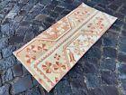 Bohemian rug, Vintage rug, Small, Handmade, Decor rug, Bedroom   1,4 x 3,0 ft