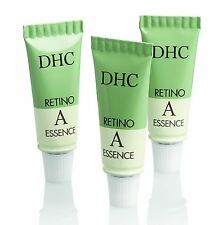 DHC Retino A Essence, 0.17 oz. Net wt. x 3, includes four free samples