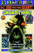 Hot! Walmart Exclusive 100 Page Giant Size Swamp Thing #1 - See Others Save S/H