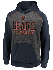 Fanatics Men's Chicago Bears Football Chiller Hoodie Sweatshirt Medium M NFL