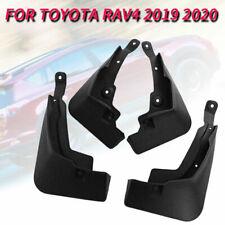 A Set Mud Flaps Splash Guards Fender Durable Mudguards For Toyota RAV4 2019 2020