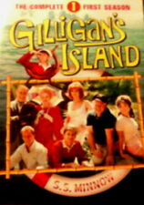 GILLIGAN's ISLAND The COMPLETE FIRST SEASON 36 Episodes + Special Features