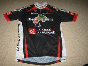 Illes Balears Caisse D'Epargne Pinarello Nalini Italian cycling jersey [5]