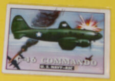C-46 Commando U.S. Navy-R5C #37 Trading Card Great Picture See!