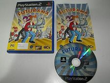 "Futurama Great PS2 Game ""Fast & Free Postage"""