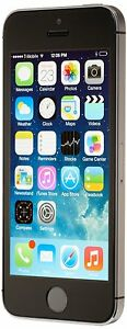 Apple iPhone 5S Factory Unlocked 16GB 32GB 64GB Gold Gray Silver Smartphone