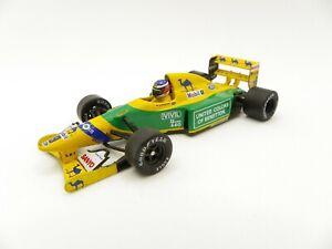 Benetton Ford B192 Michael Schumacher #19 Spa 1992 1/43 MINICHAMPS F1 Formula 1