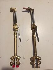 (2) Victor 100FC Torches