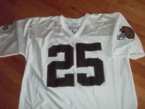 REGGIE BUSH New Orleans Saints #25 NFL Team Apparel Jersey Adult X-Large