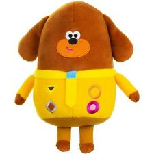 Hey Duggee, Children's Talking Soft Plush Toy with Collectable Characters Badge