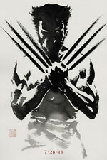 "09 The Wolverine 2013 - Hot Movie Film 24""x36"" Poster"