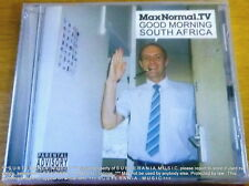 MaxNormal.TV  Good Morning South Africa SOUTH AFRICA Cat# RUNCD008 Die Antwoord